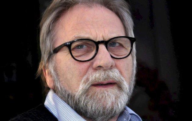 Erling Bakken, pensjonert journalist, kunstner og lokalhistoriker.