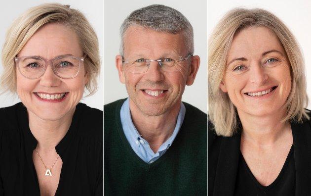 Vi tror Trøndelags befolkning er i stand til å gjøre opp sin egen mening om hva som er det beste alternativet for dem den neste stortingsperioden, og ikke lar seg skremme, skriver de tre toppkandidatene fra Arbeiderpartiet i Nord-Trøndelag.