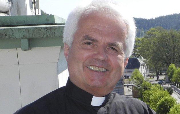SOGNEPREST: – Vigselsrett er ikke noe Kirken kan gi tilbake til Staten. Kirken har aldri eid den, skriver Jan Boye Lystad