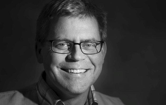 Øyvind Lien Nyhetsredaktør og tidligere uautorisert selger på Eikli skoles årlige loppemarked