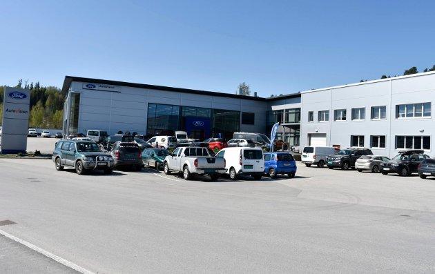 Autovision er den nye Ford-forhandleren i Hønefoss, og forretningen ligger i Gigstads vei 24.