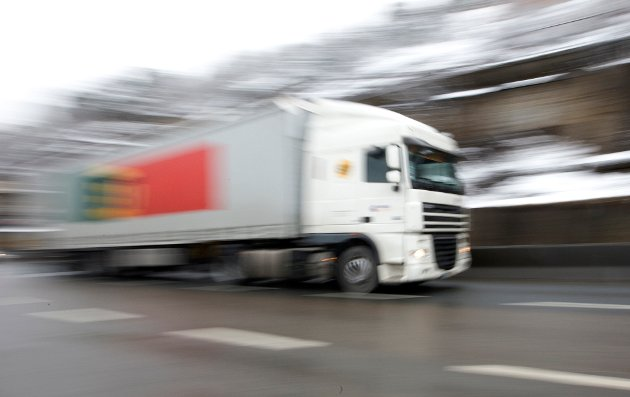 – Gode virkemidler: Innsenderen mener et av tiltakene som kan få bukt med useriøse transportører er å flytte ansvar fra transportør til kjøperne av transporttjenestene. Illustrasjonsfoto: NTB scanpix