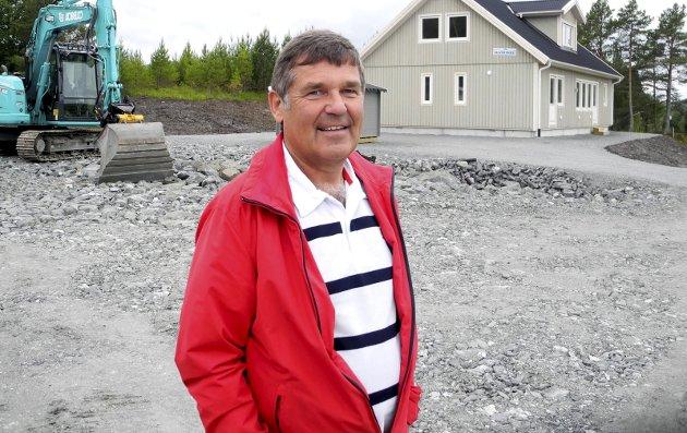 Svein Monsø har mange tanker rundt utviklingen på nordre Nordmøre.