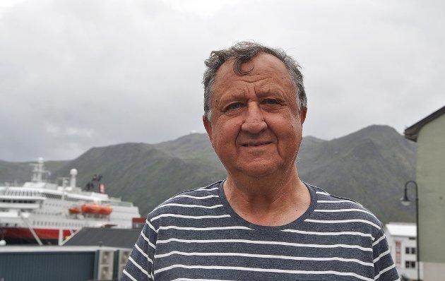 – Kristina Hansen bør komme seg hjem til Nordkapp å prøve å ivareta sitt ordførerverv, skriver Reidar Martinsen.