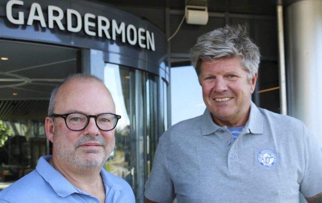 SKUFFET: Stig Winther er skuffet over Norsk Ishockeyforbund, forbundet er skuffet over Narvik. Det lyktes ikke partene å møtes. Nå må Arctic Eagles bruke året til å gjøre seg klare til GET-ligaspill neste år, GET-ligaen må gjøre seg klare til å ta imot Narvik i en østlandsdominert liga.