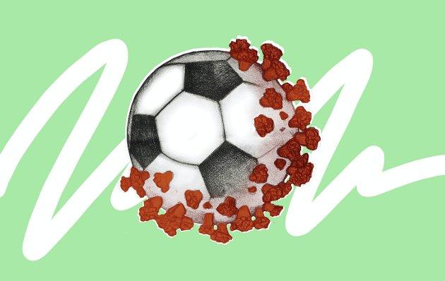 Må vente til 7. mai: Dette er datoen for svarene mange venter på, ikke minst et særdeles utålmodig Fotball-Norge. Illustrasjon: Marianne Karlsen