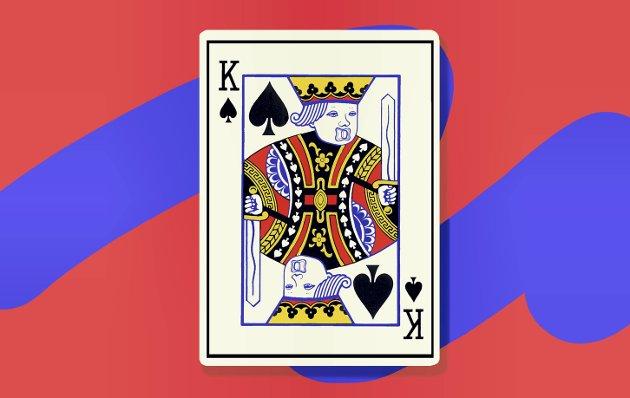 Om å gjøre å stokke kortene riktig: Barnehagekabalen er en kinkig beregning av både nåtid og framtid. Illustrasjon: Marianne Karlsen