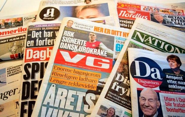 KRITISERER MEDIEDEKNINGEN: FpU-formann i Lier og Drammen, Jenny Amalie Bergheim, mener mediene ofte er mer kritiske til FrP enn til partiene på venstresiden.
