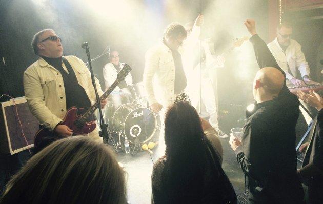 FESTIVALEN SIN: Cosmic Dropouts har flere ganger spilt på festivalen - dette bildet er fra 2014.