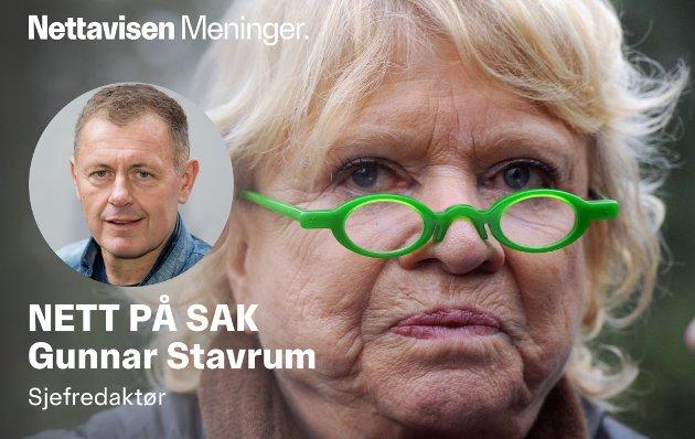 MANIPULERENDE: De Grønne-politiker og jurist Eva Joly slakter oljerapport laget av Norges fremste miljø på dette feltet, til tross for at hun ikke finner noen faktiske feil i rapporten.