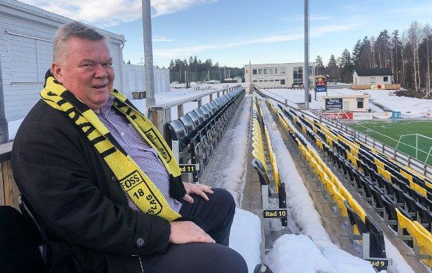GARANTI: - Denne garantien fra Vestre Toten kommune vil sørge for at Raufoss Fotball får rammebetingelser som er meget gode, og vil bidra til at vi kan ta en siste opprydning i lån og kreditormassen,skriver styreleder Asgeir Sveen i Raufoss Fotball.
