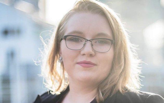 Anita Sjåvik sier ja til fortsatt verdiskapning i Nordland.