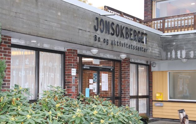 ROS: Forfatteren berømmer de ansatte på Jonsokberget.