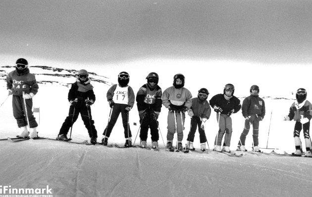 25.01.1990 alpint kretssamling reindalen alpintsenter