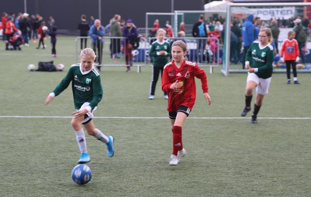 Turneringen er for for gutter og jenter født 2007 - 2012.