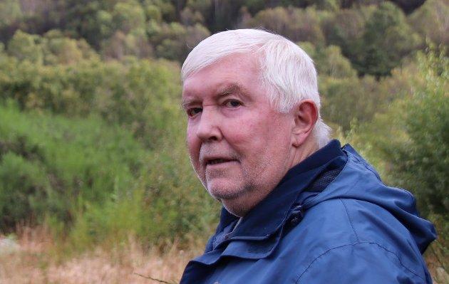 GIKK BORT: Arvid Håheim gikk bort natt til 21. desember - på hans 70 årsdag. (Arkivfoto)