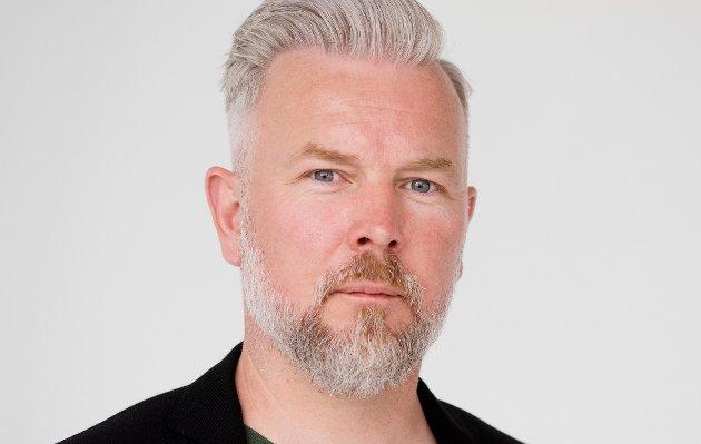 Kristian Tangen, regionleder i LO