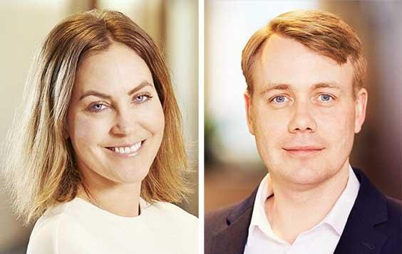 – Ved likviditetsutfordringer som følge av koronaviruset kan innlån til selskapet fra eieren være til god hjelp for virksomheten, skriver Caroline Jahre Viksand og Audun Samnøen i Tenden advokatfirma.