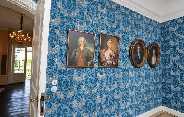 Byens jubileumsgave til seg selv, restaureringen av Torderød lystgård,  som nå framstår omtrent slik den gjorde da Consul David Chrystie junior tok Torderød i bruk rundt 1830.