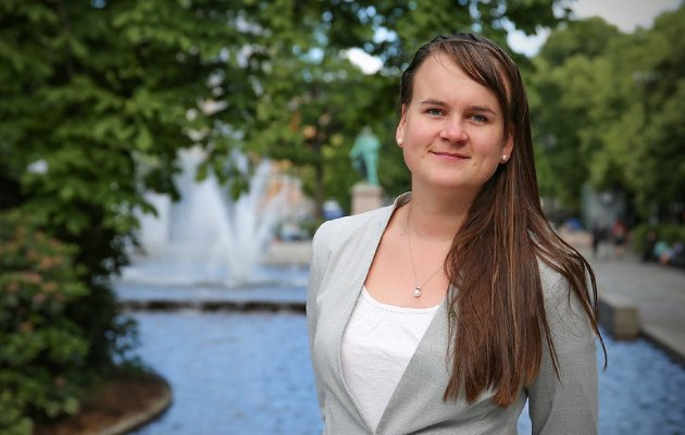Marit Knutsdatter Strand, stortingsrepresentant Sp