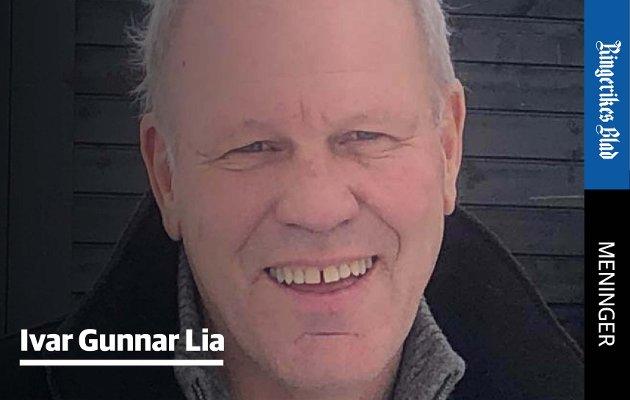 FLERE MENINGER: – Kommunestyrets behandling av denne saken vil virkelig sette på prøve hva politikerne mener med byplanen, skriver Ivar Gunnar Lia.