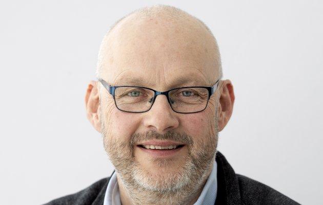 JOSTEIN HERNÆS: Kommentator i GD.