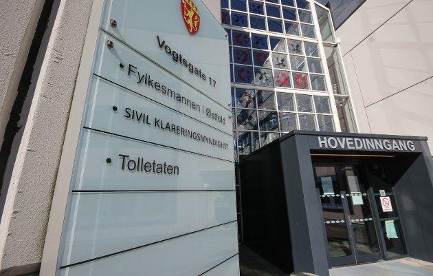 Nytt navn: Fra årsskiftet får fylkesmannen, som også har kontor i Moss, tittel som statsforvalter. Det synes nåværende fylkesmann Valgerd Svarstad Haugland er helt greit.