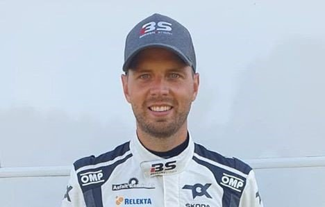Eyvind Brynildsen, rallysjåfør, Våler.