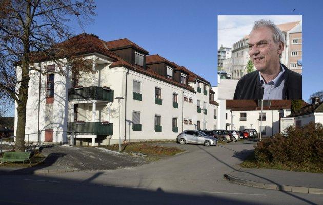 Hva skal skje med Hønefoss sykehjem: Runar Johansen (H) forsøker å gi leserne en orientering om hva som er vedtatt og hva som skal gjøres.