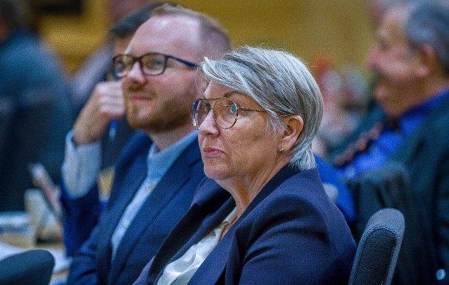 Gøril Eilertsen, bystyremedlem for Sarpsborg Høyre. (Foto: Johnny Helgesen)