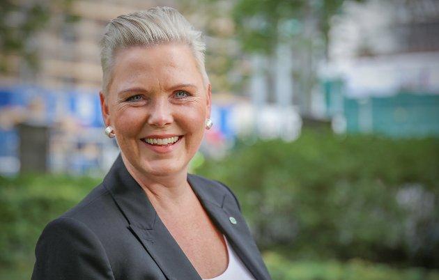 Anne Beathe Tvinnereim er 1.kandidat for Senterpartiet i Viken.