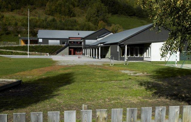 Nyhusom, både ute og inne har gode områder for en barnehage, skriver Arbeiderpartiets gruppeleder i Sel kommunestyre.