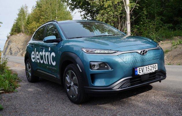 DESIGNSTUDIE: Hyundai Kona electric.