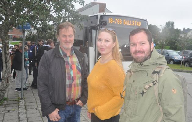 Vestvågøy SV vil satse på kollektivtransport i Lofoten  - De grønne øyene