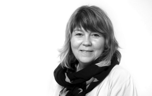 Journalist Trine Bakke Eidissen