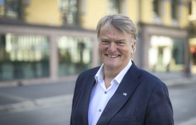 Ove Trellevik (H) svarer på BAs leder 29. juli. FOTO: HANS KRISTIAN THORBJØRNSEN