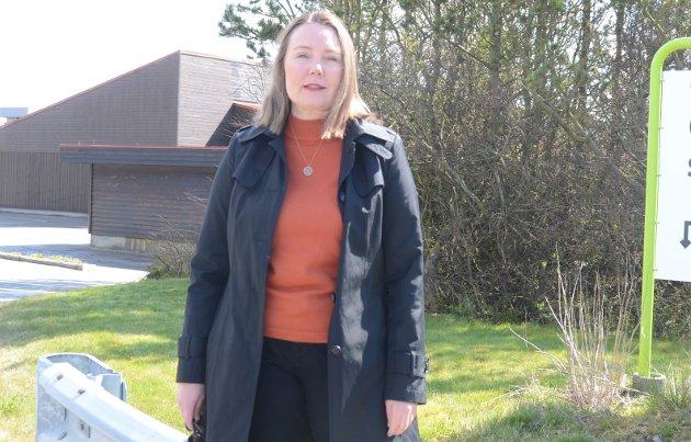 Oppvekstpolitiker: Ingvild Lundbakk Denut er folkevalgt i Randaberg og representerer Arbeiderpartiet i blant annet hovedutvalget for oppvekst og levekår (HOL).