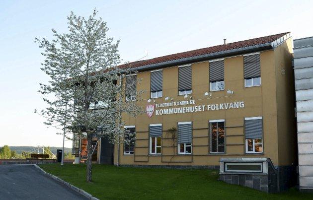 VINN VINN: Flytting av kontorarbeidsplasser i Folkvang frigir plass til ungdomsskolen og Møteplassen får beholde sine lokaler.