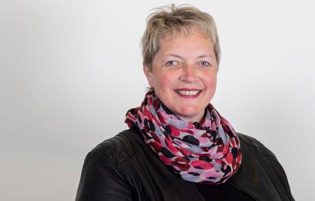 Rektor for Nord universitet, Hanne Solheim Hansen.