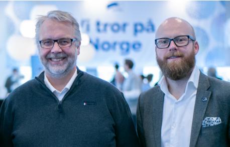 - Vi håper Senterpartiet blir med på dugnaden og ikke fortsetter å prioritere pengene i Trøndelag til nye kontorer som vi ikke trenger, skriver Pål Sæther Eiden og Henrik Kierulf.