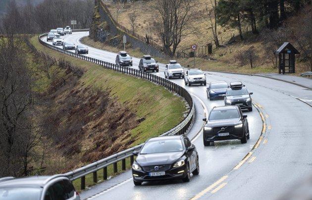 – De som mener Norge bør la være å bygge nye og bedre veier for å nå klimamålene, må tenke seg om. FOTO: Emil Weatherhead Breistein