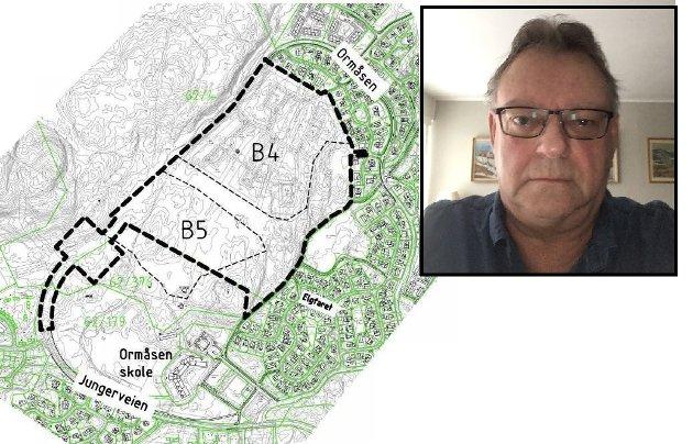 - Helt klart må noen ha tatt beslutninger som ikke har vært i tråd med tidligere anbefalinger og nåværende brev fra Miljødirektoratet, skriver innbygger i Øvre Eiker, Espen Sandberg.