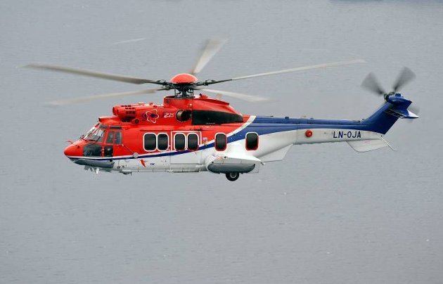 Det private firmaet CHC Helikopterservice vant kontrakten til 1,8 milliarder kroner for redningshelikopterbasen i Tromsø for perioden 2022 - 2028.