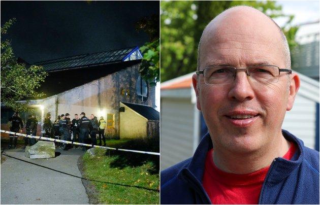 Leder av bydelsutvalget i Søndre Nordstrand, Ola B. Mannsåker, har sendt inn et innlegg på vegne av alle gruppelederne i bydelen etter skytingen på Mortensrud.