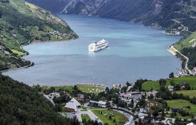 Fint nok: Det er fint nok i Eidfjord, men å samarbeide med bygda under vidda ville jeg vært skeptisk til.