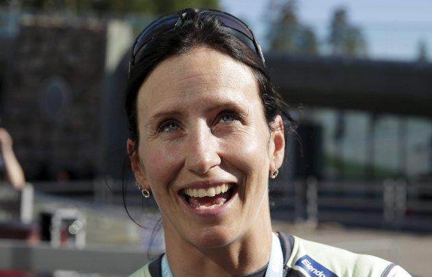 Gratulerer: Marit Bjørgen er gravid igjen. Jeg gratulerer gjerne, men noen sportsnyhet er det ikke.