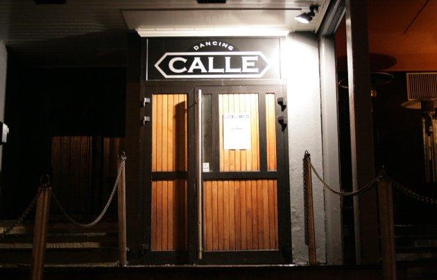 SLUTT: Det har nok skjedd mer enn det jeg kan fortelle om bak dørene på Calle.