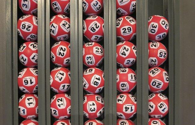 GEVINST: Uansett hvilke tall som kommer på lørdag så er det en gevinst å våkne på søndag.