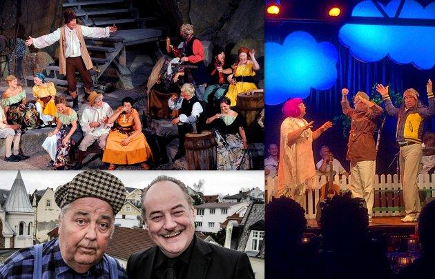 Vurdert til prisen: «Jeppe»-forestillingen i Brottet 2013, Øivind Johannessen og Eldar Vågan 2015 og Fredrikstadguttane 2014. Men ingen av dem ble nominert.