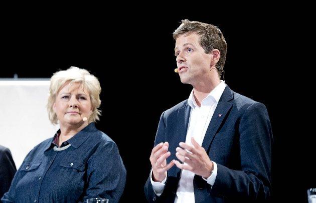 – Den egentlige skandalen er at nasjonale styresmakter i  2013 la bort Norges mest samfunnsøkonomiske veiprosjekt: E134 med fergefri «arm til Bergen», skriver innleggsforfatteren.